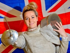 Funding plea by Telford fencer Alex for Commonwealth competition in Australia – with video
