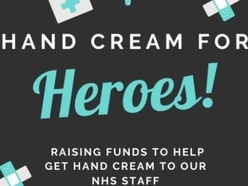 Telford woman launches online fundraising campaign to buy hand cream for NHS workers
