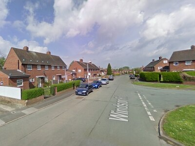 Arrest after man hurt in Telford street attack