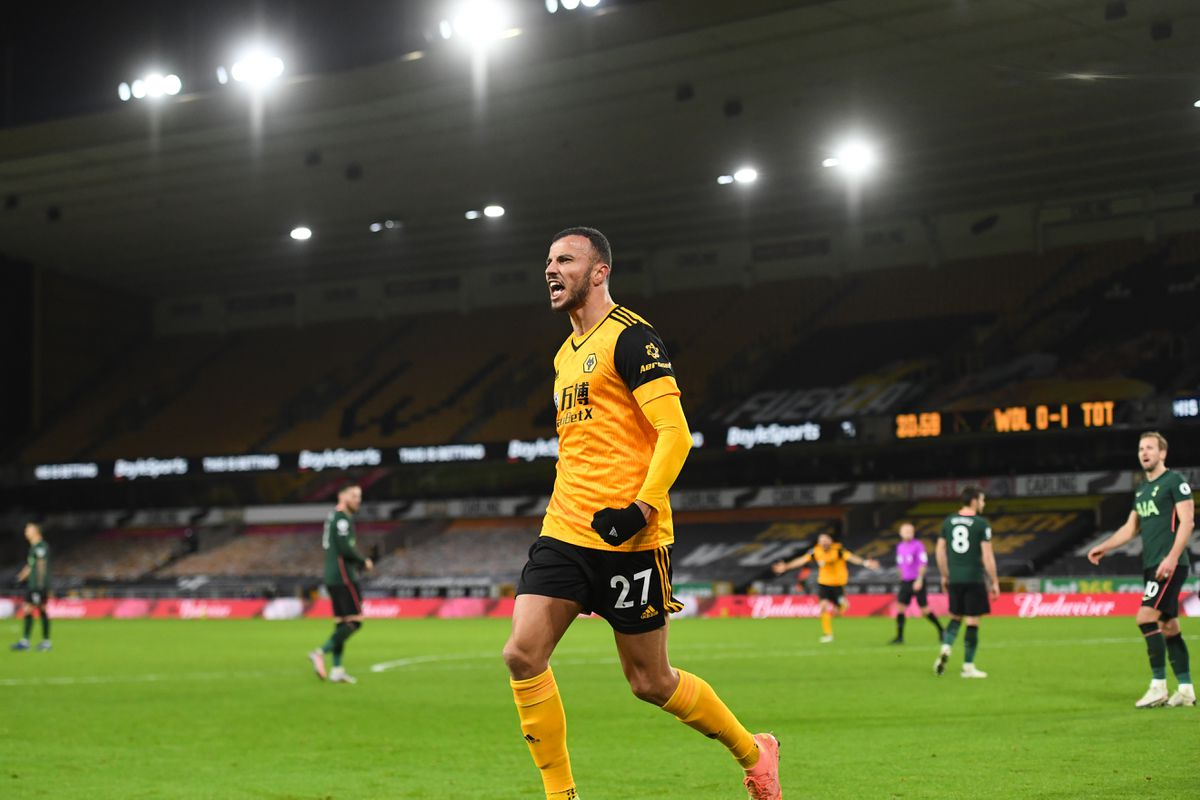 Romain Saiss is in a good frame of mind (AMA)