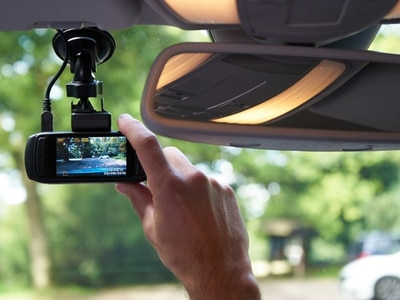 Put dash cam footage to use