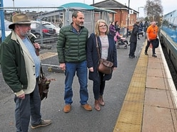 Positive meeting to improve access at Ludlow Railway Station