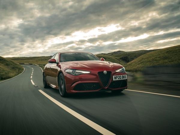 First Drive: Updates to the Alfa Romeo Giulia Quadrifoglio help refine the experience