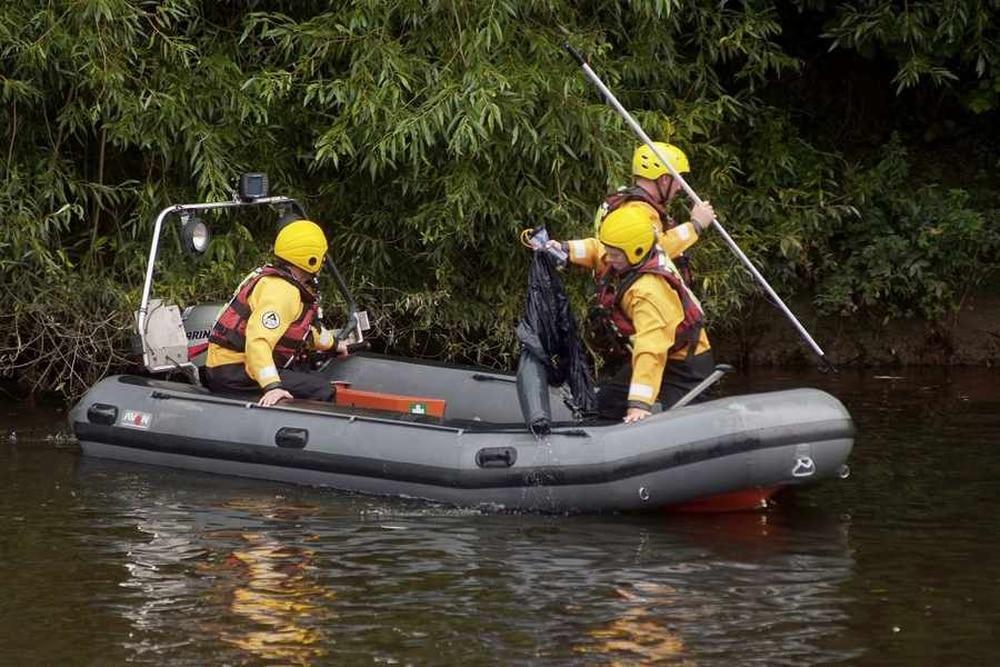 Probe over body of man found in river | Shropshire Star