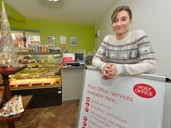 Post office returns to village near Market Drayton after 18 months