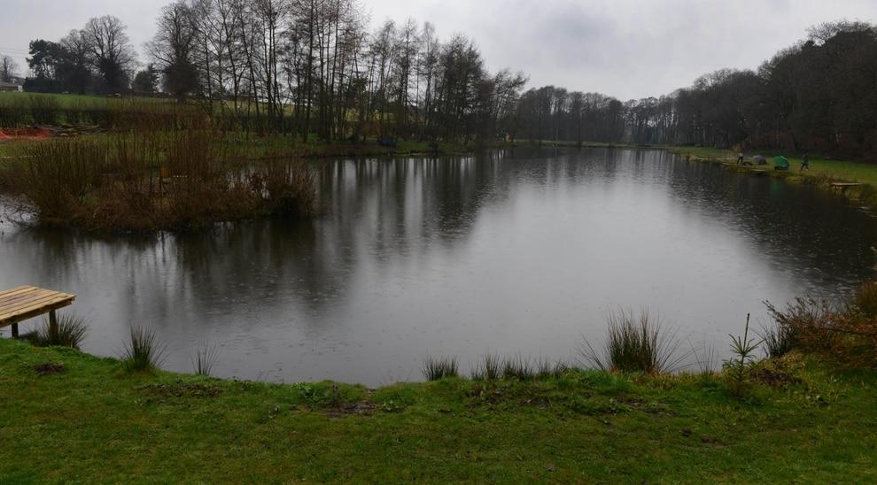 Fishing Lake Near Market Drayton Brought Back Into Use