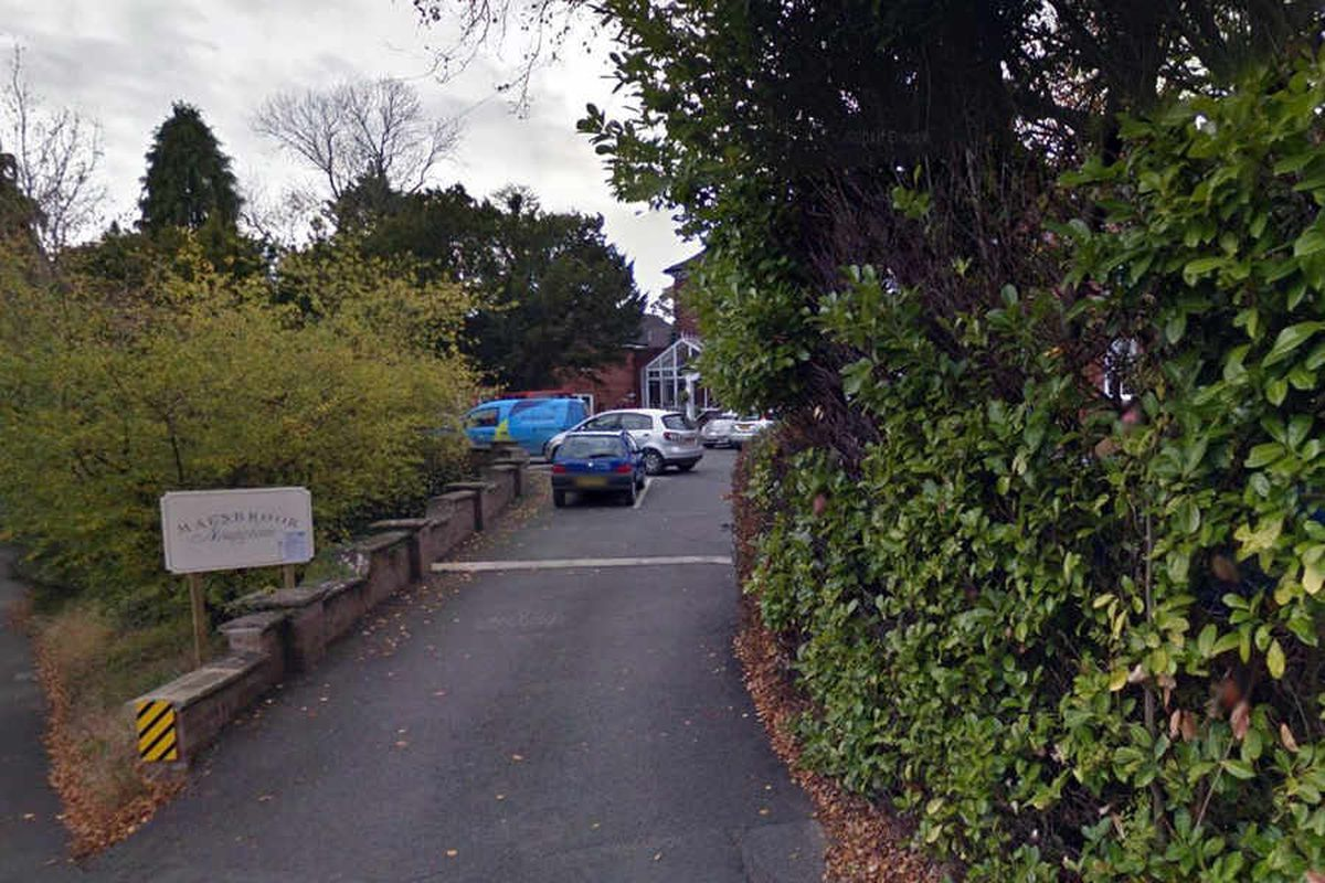 Shrewsbury care home fined £20,000 after pensioner's death