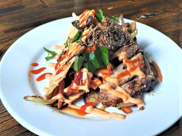 Food review: Hundred House menu offers a wide choice