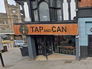 The Tap and Can in Shrewsbury. Photo: Google
