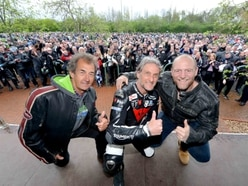 Carl Fogarty and Steve Parrish to return for Shropshire bike festival