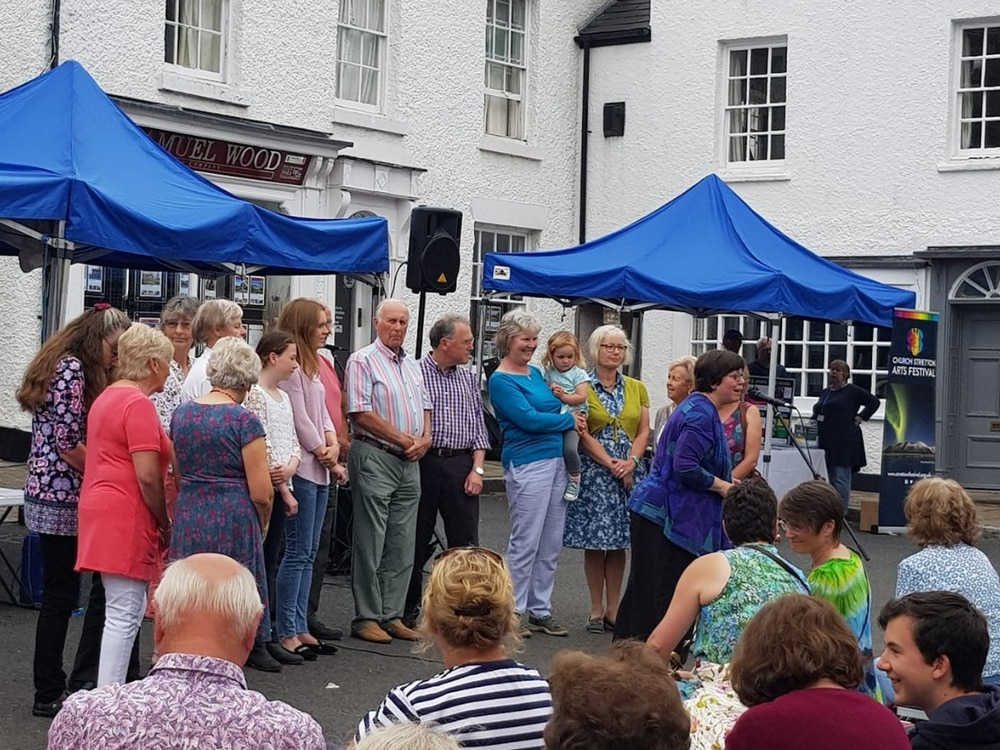 First-time festival at Church Stretton is a big hit