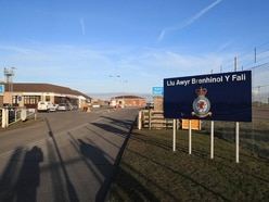 Pilot breaches lockdown and flies to Anglesey RAF base 'to go to beach'