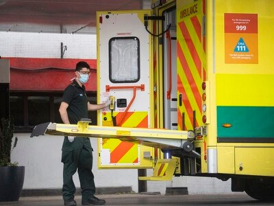13-year-old boy with Covid-19 dies as UK sees biggest day-on-day rise in deaths