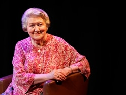 Dame Patricia heads for Tenbury theatre