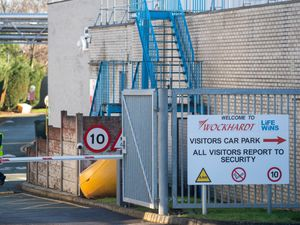 The Wockhardt pharmaceutical manufacturing facility on Wrexham Industrial Estate in North Wales (Joe Giddens/PA)