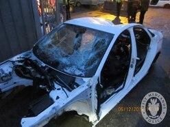 Stolen cars found in back street shop