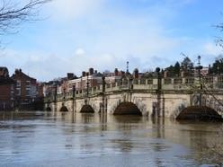 English Bridge and Welsh Bridge reopen to traffic as Shrewsbury river level falls