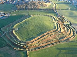 Steep climb in visitor numbers to Oswestry Hillfort