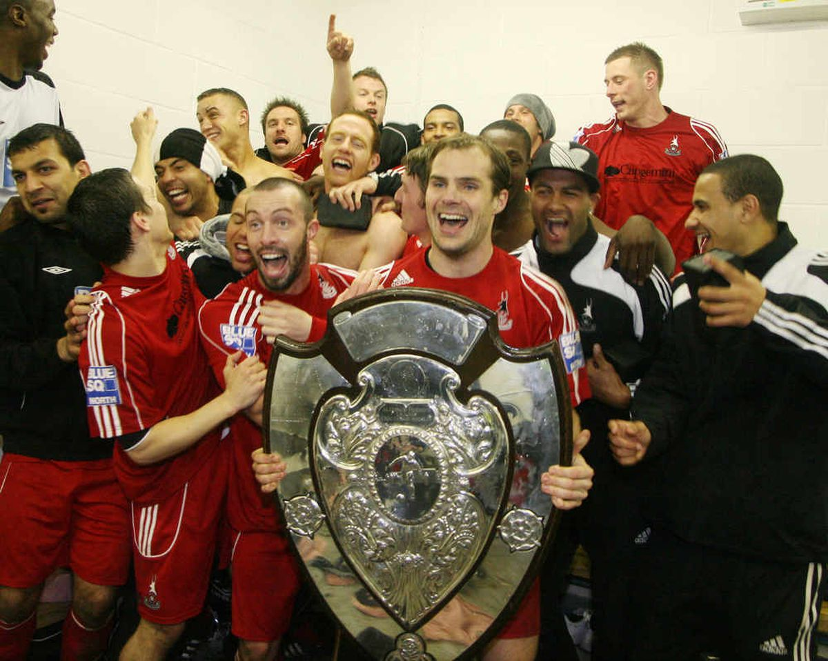 The club won the Setanta Shield in the televised 2009 final