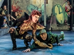 Peter Pan flies in to Birmingham REP - review with pictures