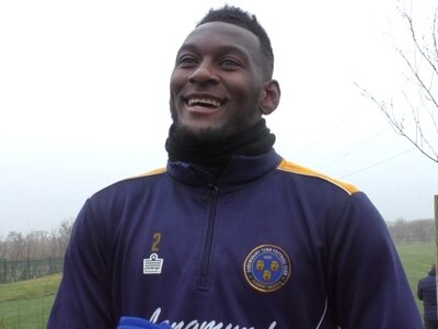 FA Cup: Aaron Pierre re-lives Shrewsbury Town screamer ahead of Liverpool clash - VIDEO