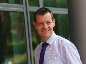 Martyn Bramwell, from Dyke Yaxley Chartered Accountants in Shrewsbury