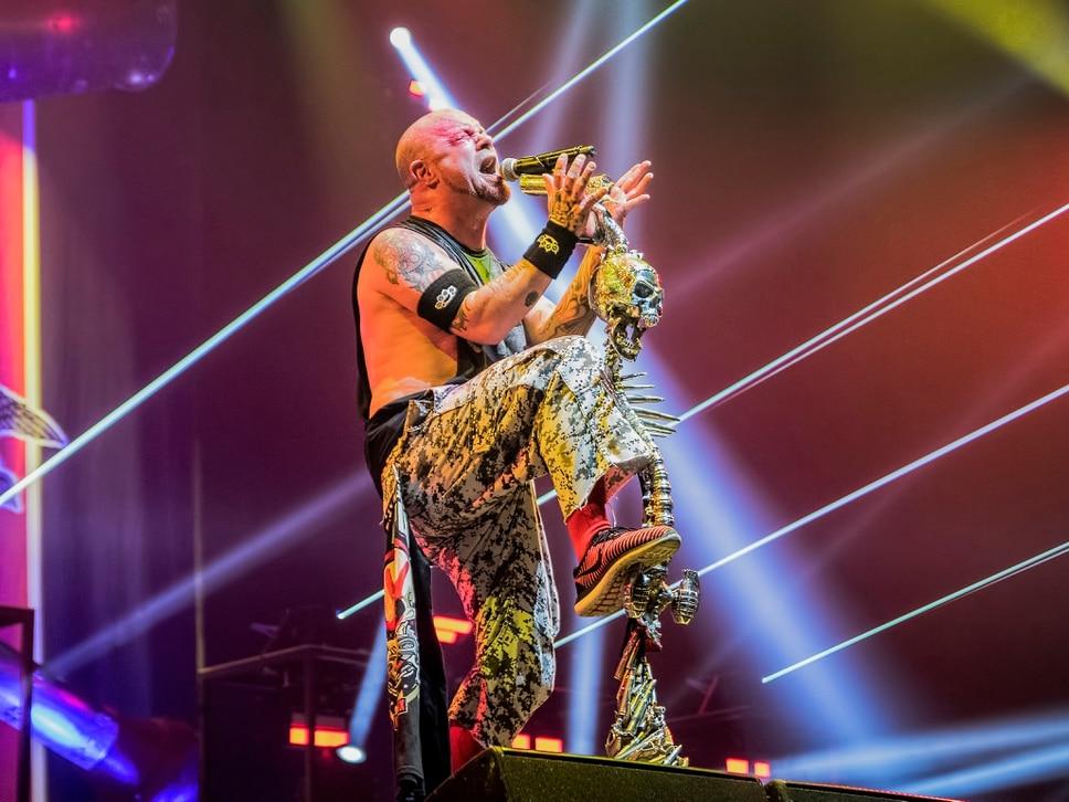 Five Finger Death Punch, Arena Birmingham - in pictures