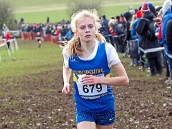 Zoe Gilbody leaves it late to land national treble