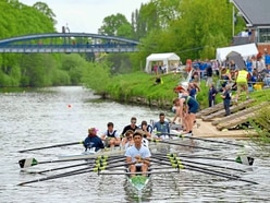 Annual Shrewsbury Regatta returns for action-packed weekend - with pictures