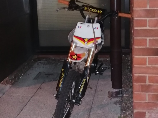 Bike seized and patrols increased as police tackle anti-social driving across Shropshire