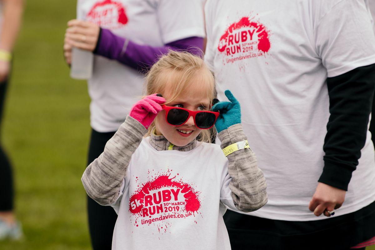 The Lingen Davies 5K Ruby Run