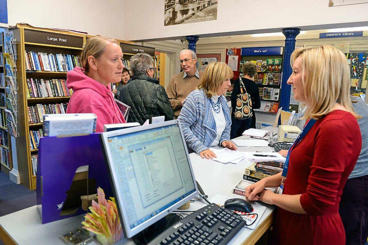 Court vow over Shropshire libraries battle