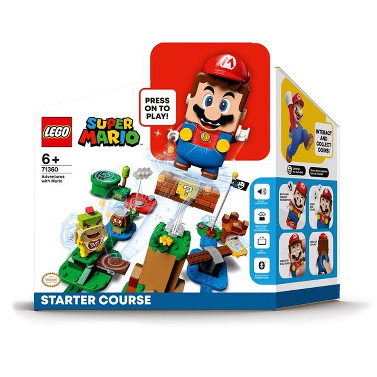 Lego Super Mario starter game