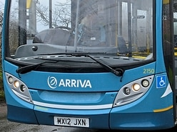 Big fall in bus journeys across Shropshire