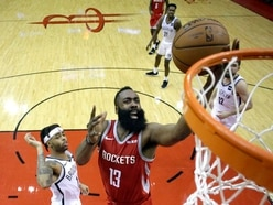 Harden stars again but Rockets crash to Nets loss