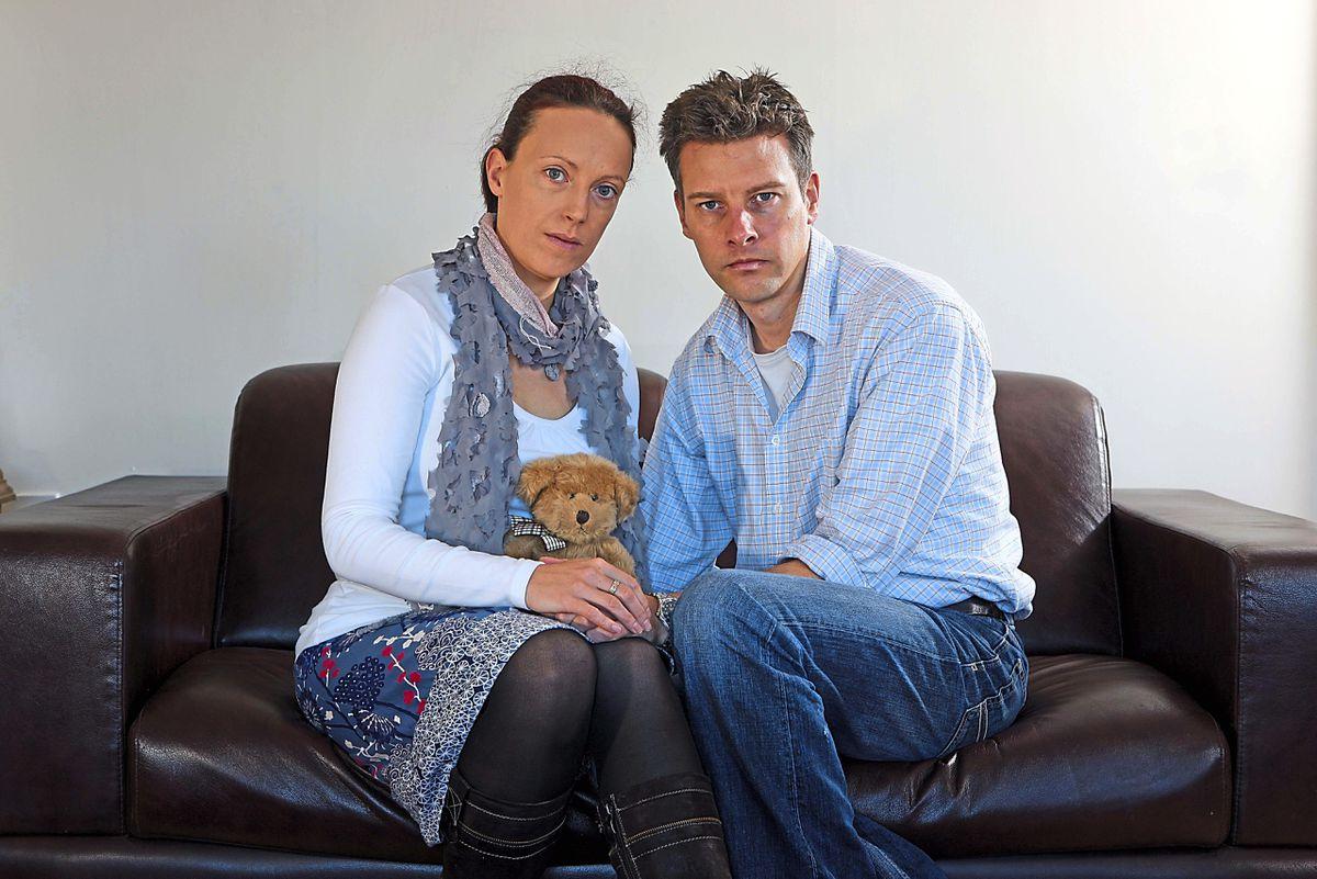 Rhiannon and Richard Stanton Davies