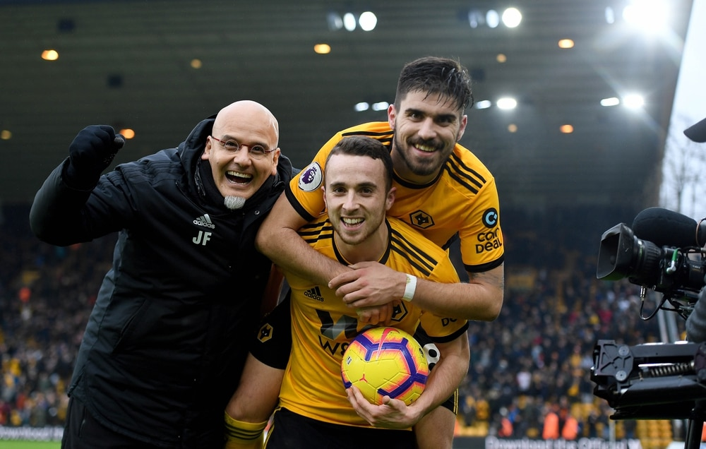 Image result for diogo jota ruben neves