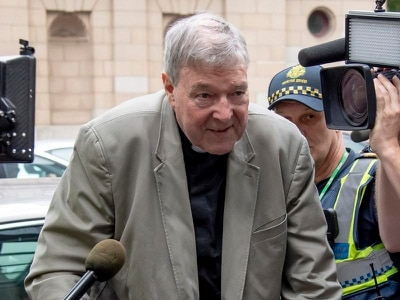 Timeline of Cardinal George Pell's career and accusations