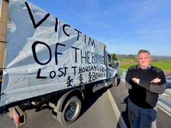 Landowner anger at 'losing thousands of pounds' due to Newtown Bypass
