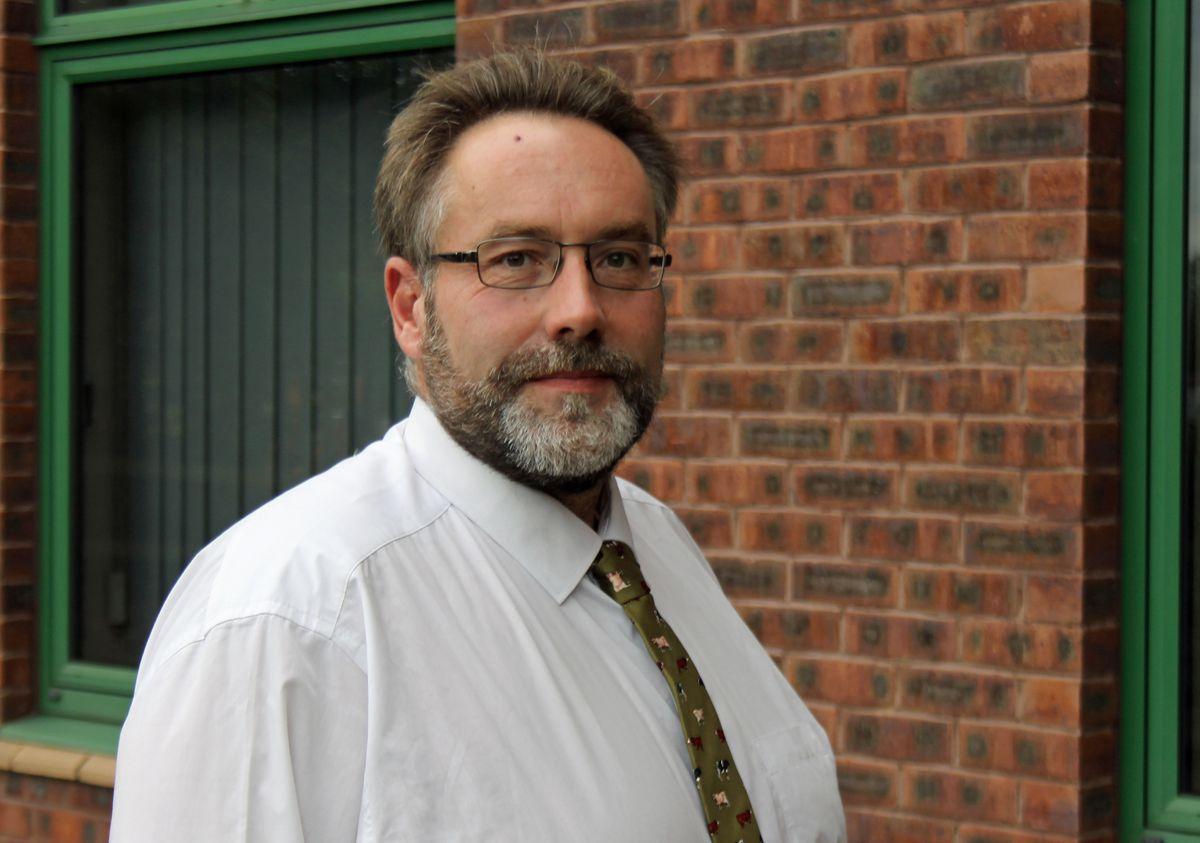 Edward Garratt, Shropshire NFU county adviser