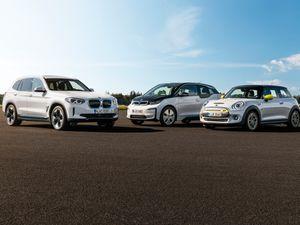 BMW electric models