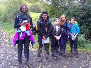 Concord College students overcoming challenges of Covid-19 to complete their Duke of Edinburgh expeditions