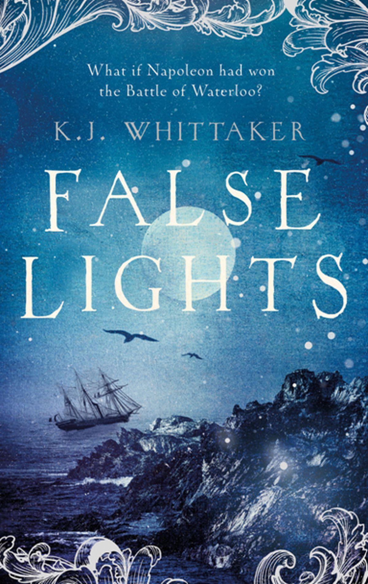 False Lights is published next month