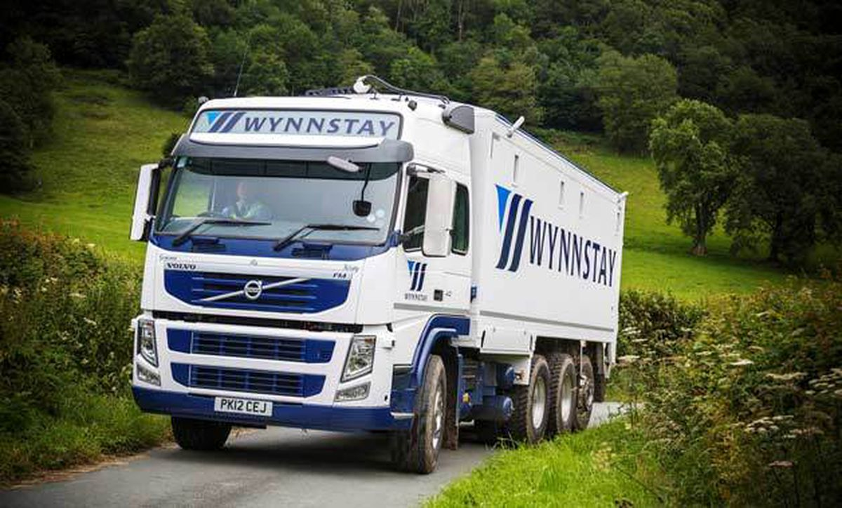 Wynnstay saw strong trading in September and October