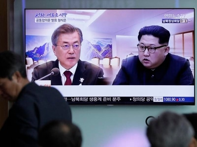 Korean summit the third meeting between leaders from North and South