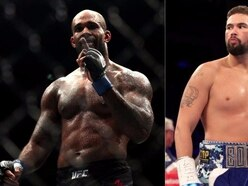Tony Bellew and UFC star Jimi Manuwa are unsurprisingly clashing over Conor McGregor's chances