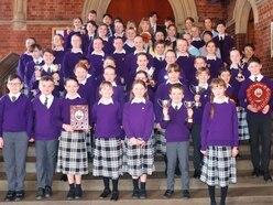 Shropshire college dominates music festival