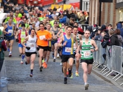More than 2,000 runners take on Shrewsbury 10k