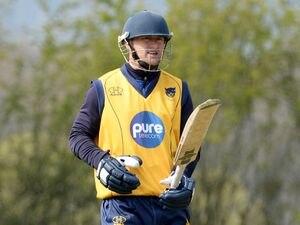 Ryan Lockley for Shropshire.