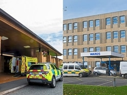 Shropshire hospitals crisis: Overnight closure of A&E in Telford or Shrewsbury among options
